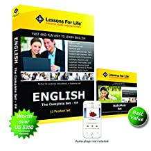 Lessons For Life - ENGLISH (US): The Complete Set - V4 - (11 Product Set) + AudioMate Set - (DVDROM)