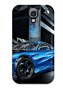 High-quality Durability Case For Galaxy S4(street Race Car)