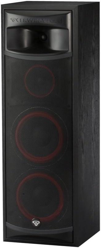 """Cerwin-Vega XLS-28 Dual 8"""" 3-Way Home Audio Floor Tower Speaker"""