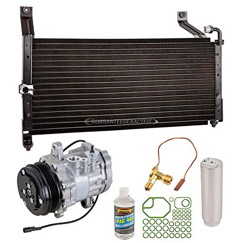 A/C Kit w/AC Compressor Condenser & Drier For Chevy & Geo Metro 1997-2001 - BuyAutoParts 60-89244CK New