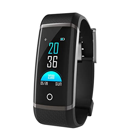 WQGNMJZ Reloj Inteligente, Reloj Inteligente De Los Deportes, Perseguidor De La Salud, Pulsera