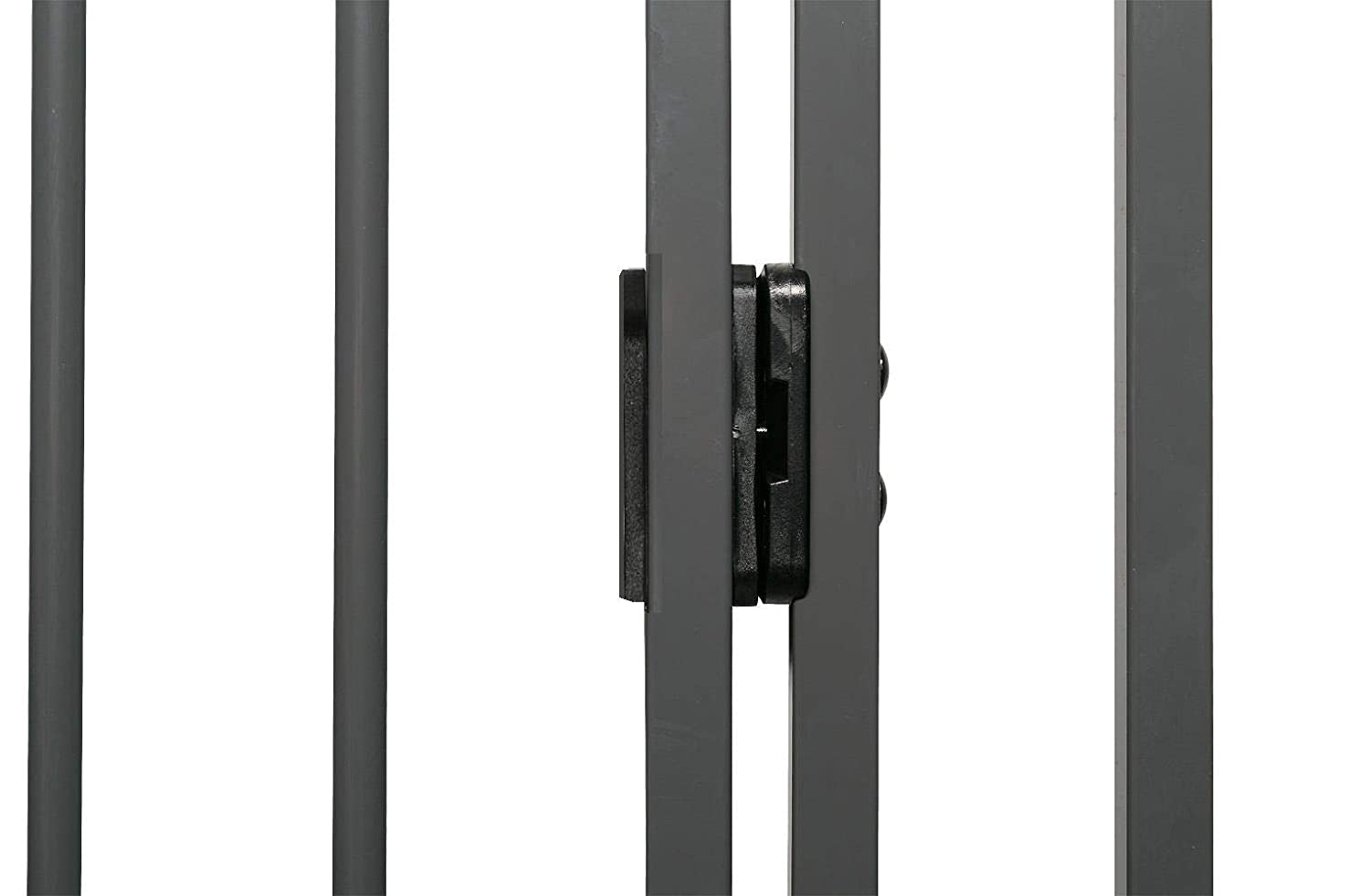 111cm - 118cm, Slate Grey Bettacare Auto Close Stair Gate Range