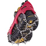 Kahtoola MICROspikes Traction System - Red Large