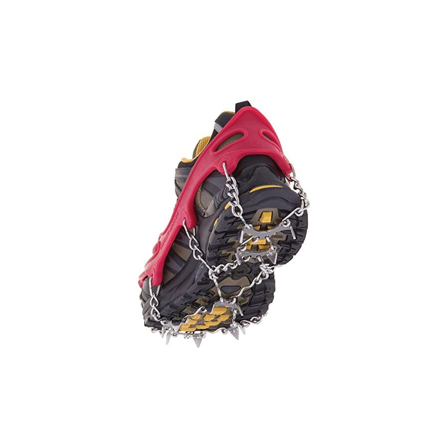 Kahtoola Kahtoola MICROspikes Traction System Crampons XL RED