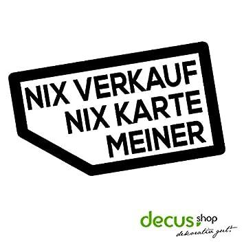 Bull Bear NIX Vente MA Carte De Visite Sticker Autocollant Style DUB