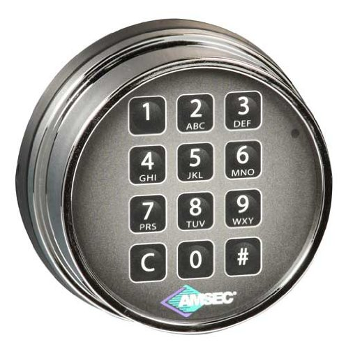 Amsec ESL10XL Series Electronic Safe Lock (Digital Safe Lock)