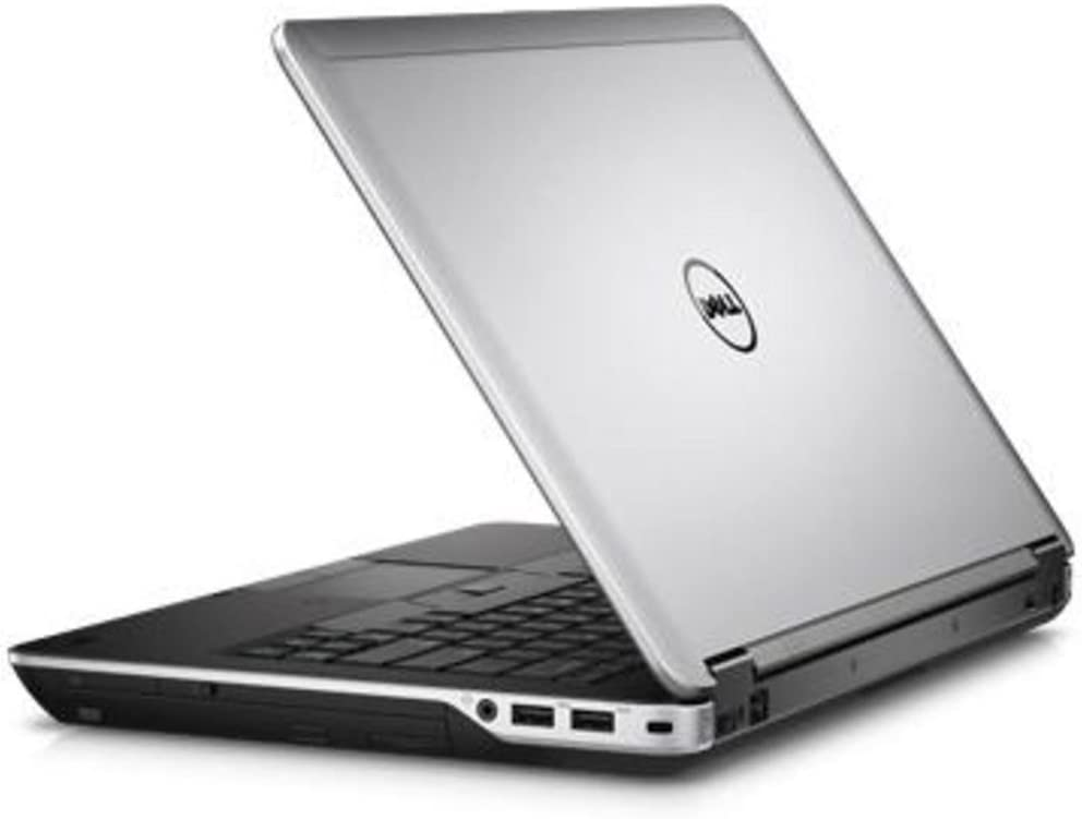 Dell Latitude 2018, E6440 Business High Performance 14in Laptop, Intel Core i5-4300M Processor up to 3.3GHz, 8GB RAM, DVD+/-RW, 256GB SSD, Windows 10 Professional (Renewed)