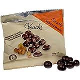 Venchi Snacks Scorza D'Arancia Candied Orange Zest Covered in 56% Dark Chocolate 40 g