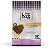 I and love and you Nude Food Poultry A Plenty Grain Free Dry Cat Food, 5 LB