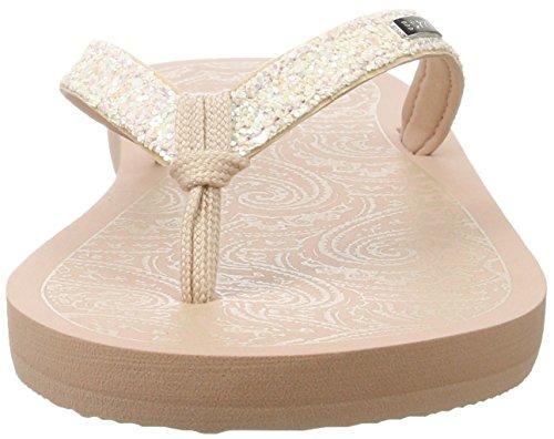 ESPRIT 037EK1W036, Flip Flop Mujer Rosa (685 Nude)