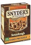 Snyder's of Hanover Sourdough Hard Pretzels Box, 13.5 oz