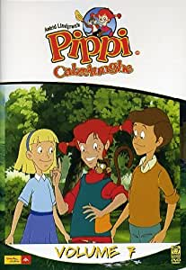 pippi calzelunghe - la serie animata 07 dvd Italian Import