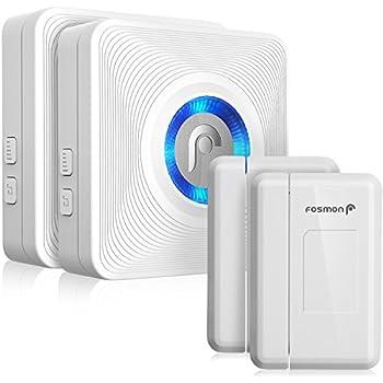 Fosmon Wavelink 51036homus Wireless Door Open Chime 120m