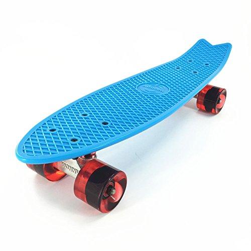 wonnv retro mini cruiser 22 inch complete skateboard flower 11street malaysia skateboard. Black Bedroom Furniture Sets. Home Design Ideas