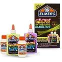 4-Piece Elmers Glow In The Dark Slime Activator Kit