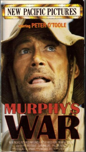 Murphy's War [VHS]