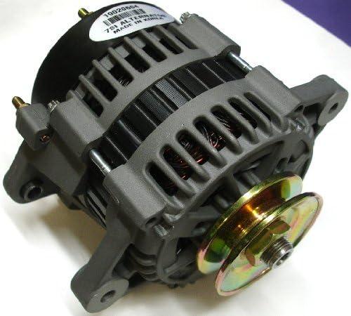 3.0LX GM 3.0L New Alternator Mercruiser Model 3.0 181ci 4cyl