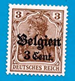 Mint %281914%29 German Occupation of Bel