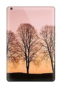 Hard Plastic Ipad Mini/mini 2 Case Back Cover,hot Trees Earth Case At Perfect Diy