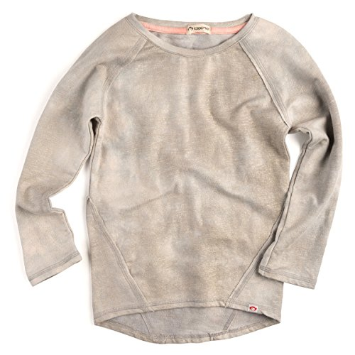 Price comparison product image Appaman Big Girls' Adler Tee in Moon Mist, 10