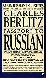 Passport to Russian: Speak Russian in Minutes (Berlitz Travel Companions)