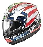 Arai Nicky-6 Adult Cosair-X Street Motorcycle Helmet - Nicky-6 /Medium