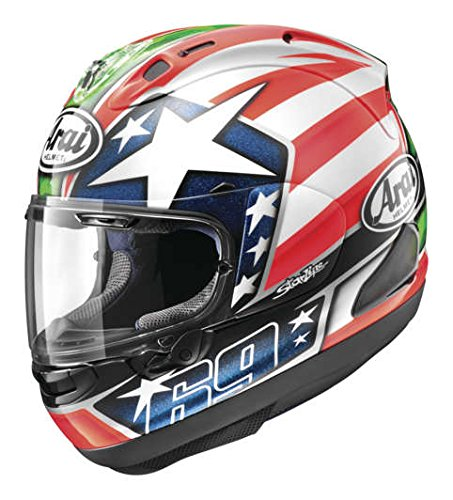 Arai Corsair X Nicky 6 Full Face Helmet - Small