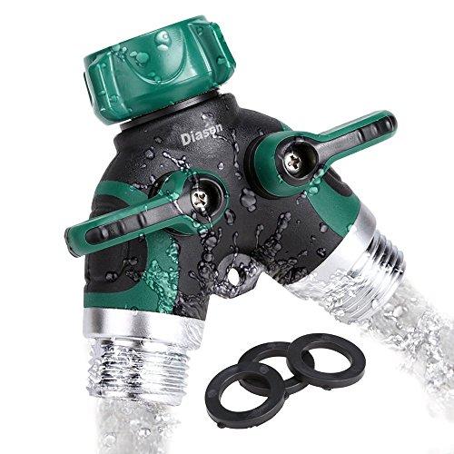3 4 garden hose splitter - 4