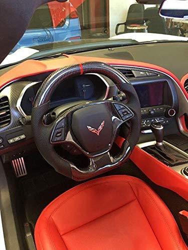 (Corvette C7/Z06 Carbon Fiber Steering Wheel R-Spec)