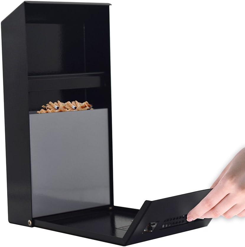 Aschenbecher Zigarette Bin Wand montiert Aschenbecher
