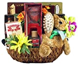 Gift Basket Village Relax While You Recover, A Get Well Gift Set for Her, 8 Pound