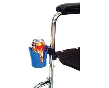 Amazon.com: SM portavasos silla de ruedas andador rollator ...