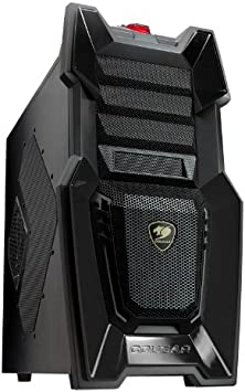Compucase Cougar Challenger Midi-Tower - Caja de Ordenador (Midi-Tower, PC, ATX,Micro ATX, 41 cm, Fondo, 1x 200 mm): Amazon.es: Informática