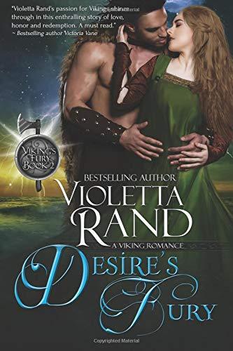 Desire's Fury (Viking's Fury) (Volume 2) ebook