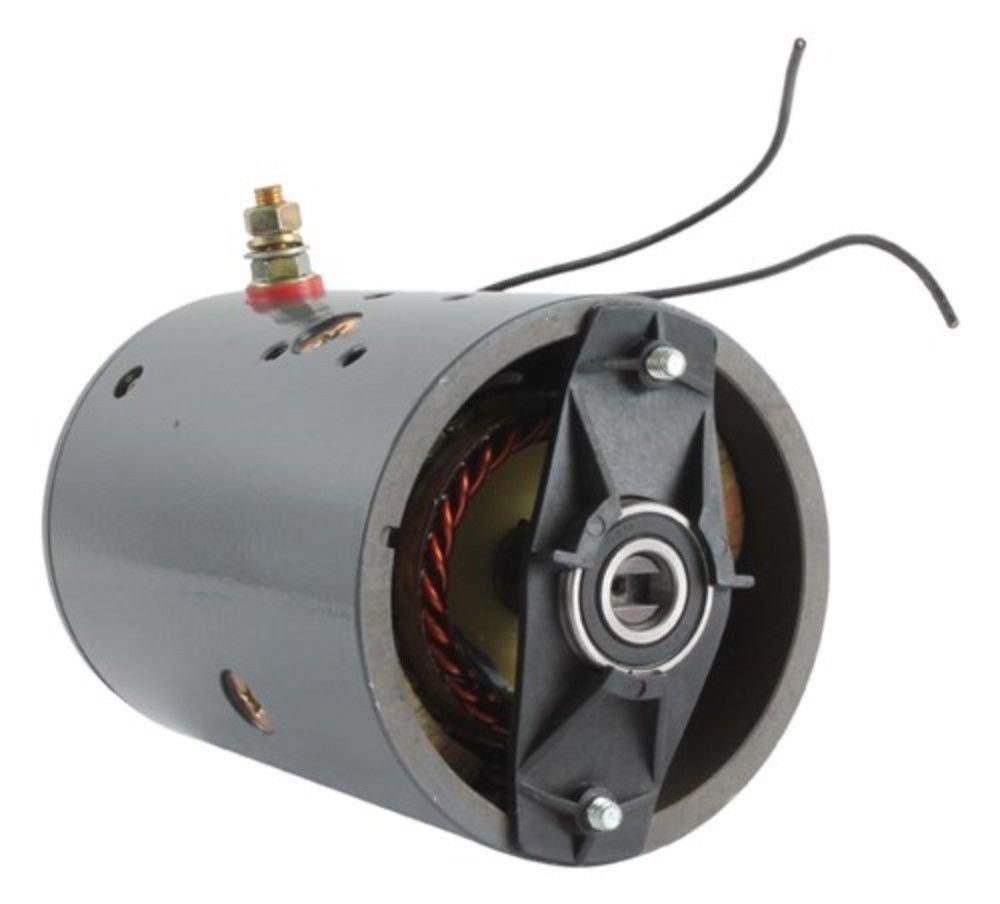 New 12 Volt Pump Motor Replaces Maxon 229272-10, 281810-01, 268176-01, 280374 by DISCOUNT STARTER & ALTERNATOR (Image #1)