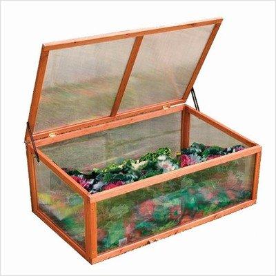 Advantek Cold Frame Greenhouse by Advantek Marketing