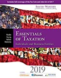 South-Western Federal Taxation 2019: Essentials of Taxation: Individuals and Business Entities (with Intuit ProConnect Tax Online 2017 + RIA CheckPoint 1 term (6 months) Printed Access Card)