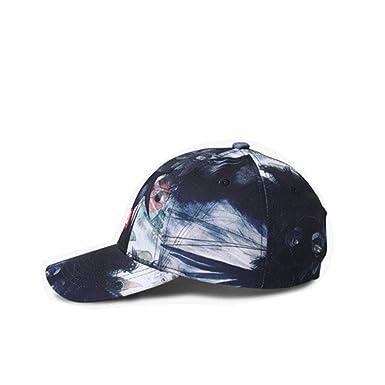 Gorra De Béisbol Impresión 3D Chica Hip Hop Sombrero De Primavera Y Otoño   Amazon.es  Ropa y accesorios 7308f05c261