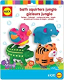 : ALEX Toys Rub a Dub Squirters for the Tub - Jungle
