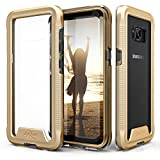 Samsung Galaxy S8 Plus Case, Zizo [ION Series] w/FREE [Samsung Galaxy S8 Plus Screen Protector] Crystal Clear [Military Grade] for S8+