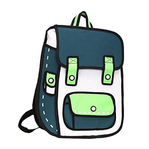 Green Bag 2D - 2