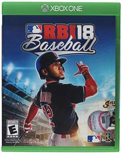 (Xbox One RBI 18 Baseball)