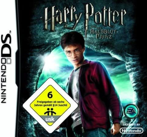 Electronic Arts Harry Potter and the Half-Blood Prince, Nintendo ...