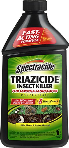 Spectracide Triazicide Insect Killer For Lawns & Landscapes