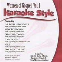 Daywind Karaoke Style: Women Of Gospel Vol. 1
