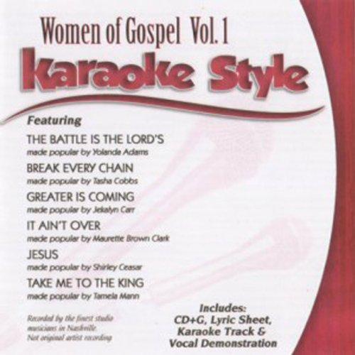 (Daywind Karaoke Style: Women Of Gospel Vol. 1)