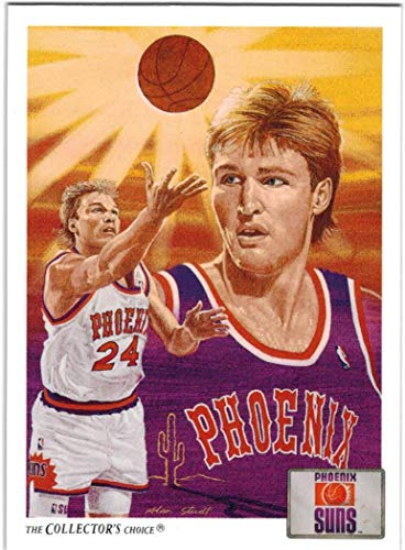 1991-92 Upper Deck Phoenix Suns Team Set with 3 Kevin Johnson & 3 Tom Chambers - 21 NBA -