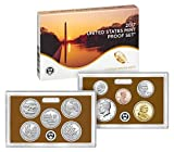 2017 S 10 Coin Clad Proof Set in OGP with CoA Proof