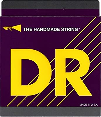 DR Strings Electric Guitar Strings, Hi-Beam, Hex Core 9-42 from DR Music