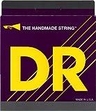 DR Strings Electric Guitar Strings, Hi-Beam, Hex Core 10-46